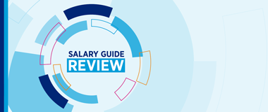 Salary Guide Review Event Invite