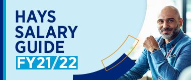 Hays Salary Guide 2021