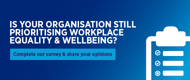 Equality & Wellbeing Survey